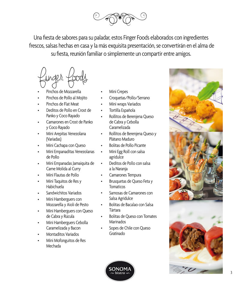 CATERING PAGINA 3